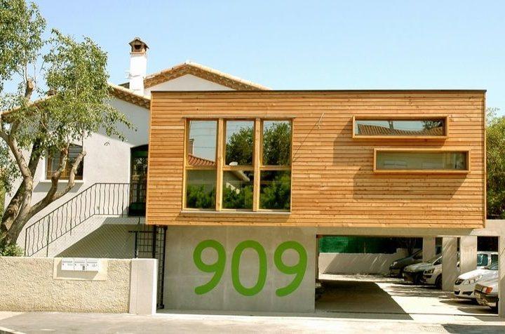 Création Agence D'architecture à Montpellier